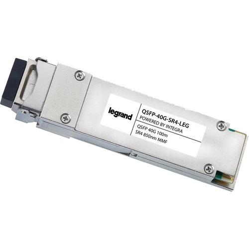 Legrand Cisco QSFP-40G-SR4 40GBase-SR MMF QSFP+ Transceiver TAA