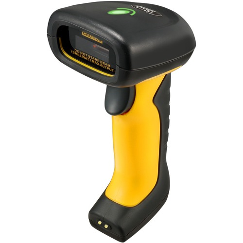Adesso NuScan 5200TR   2.4GHz RF Wireless Antimicrobial & Waterproof 2D Barcode Scanner 300/500