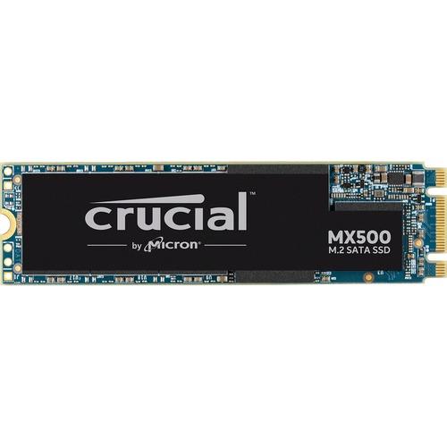 Crucial MX500 1 TB Solid State Drive   M.2 2280 Internal   SATA (SATA/600) 300/500
