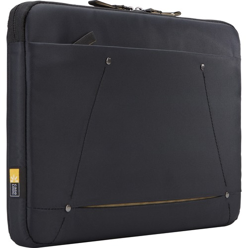 "Case Logic Deco 3203689 Carrying Case (Sleeve) for 13.3"" Notebook - Black"
