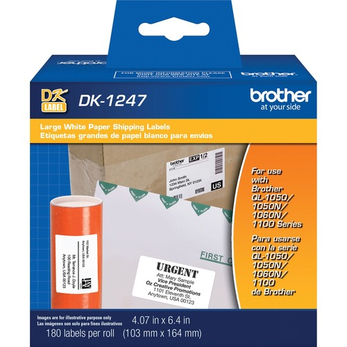 Brother Shipping Label 300/500