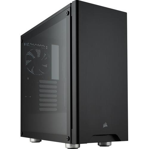 Corsair Carbide Series 275R Mid-Tower Gaming Case - Black