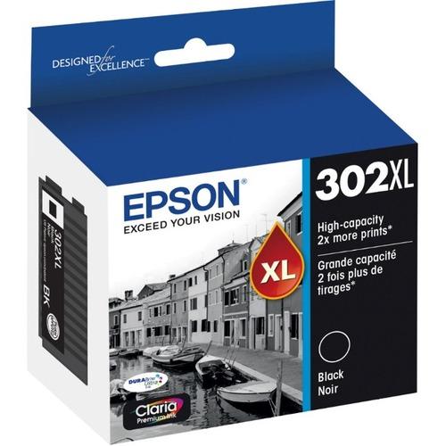 Epson Claria Premium 302XL Original Ink Cartridge - Black