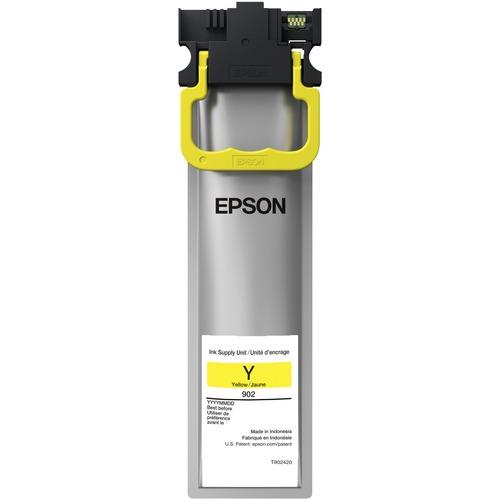 Epson DURABrite Ultra 902 Original Ink Cartridge - Yellow