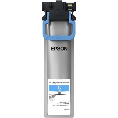 Epson DURABrite Ultra T902 Original Ink Cartridge - Cyan