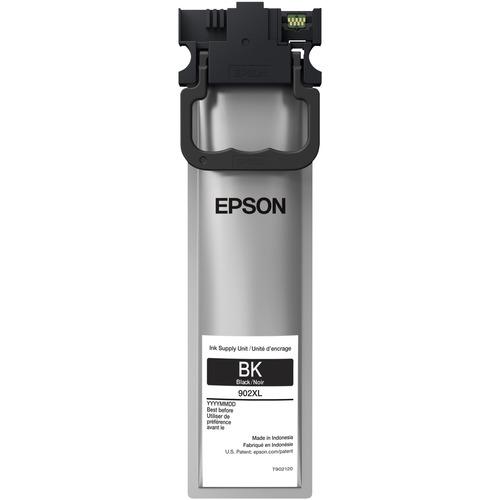 Epson DURABrite Ultra T902XL Original Ink Cartridge - Black