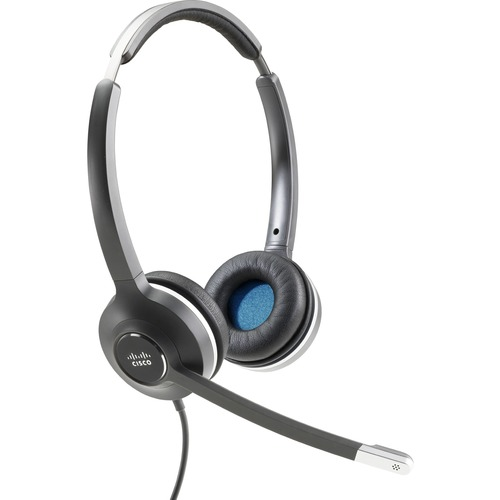 Cisco Headset 532 (Wired Dual With USB Headset Adapter) 300/500