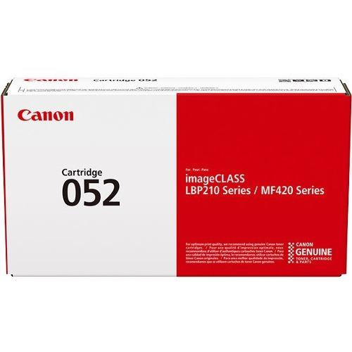 Canon 052 Original Toner Cartridge - Black