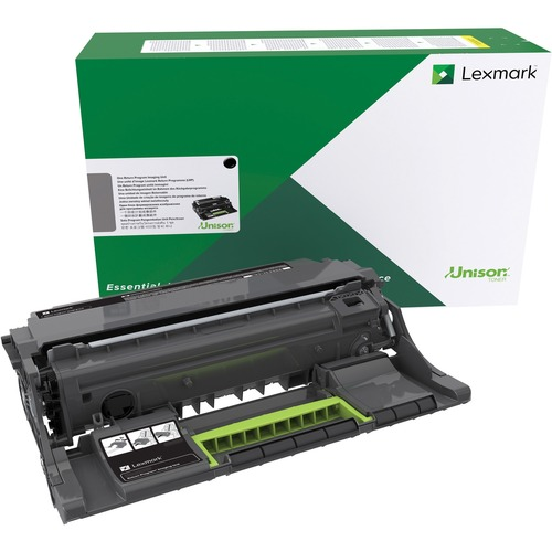 Lexmark Original Drum Cartridge - Black - Laser - 60000 Pages