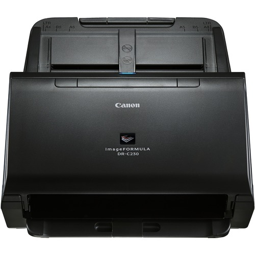 Canon ImageFORMULA DR C230 Sheetfed Scanner   600 Dpi Optical 300/500