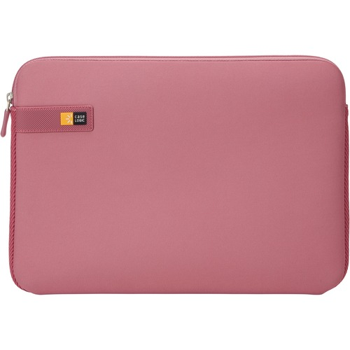"Case Logic LAPS-113 HEATHER ROSE Carrying Case (Sleeve) for 13.3"" Apple Notebook, MacBook - Heather Rose"