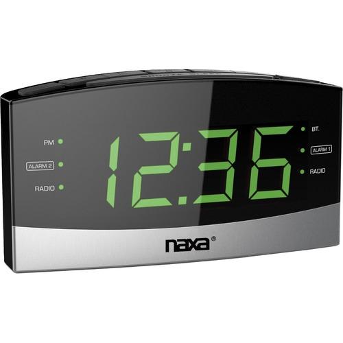 Naxa NRC-181 Clock Radio - Mono