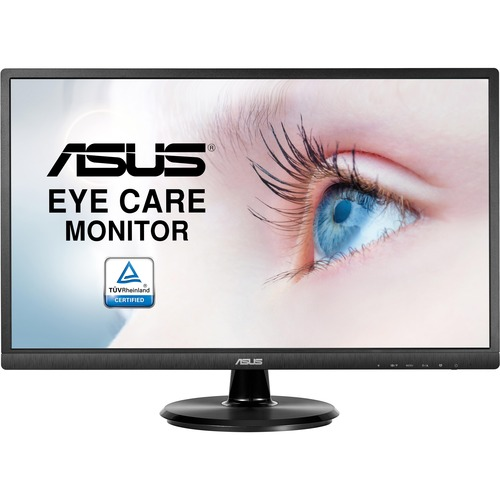 "Asus VA249HE 23.8"" Full HD LED LCD Monitor - 16:9 - Black"