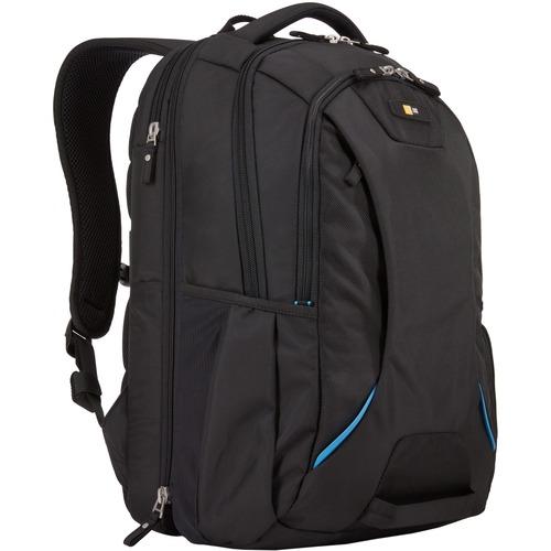 """Case Logic BEBP-315 BLACK Carrying Case (Backpack) for 15.6"""" Notebook - Black"""