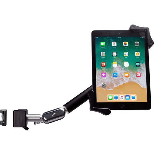 CTA Digital Clamp Mount for Tablet, iPad, iPad Pro, iPad mini, iPad Air