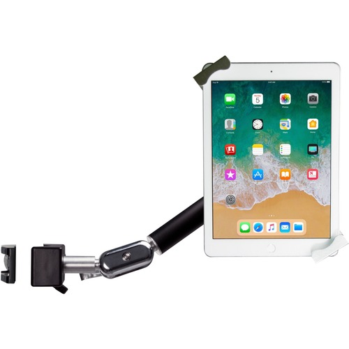 CTA Digital Multi-flex Clamp Mount for Tablet, iPad Pro, iPad Air, iPad mini