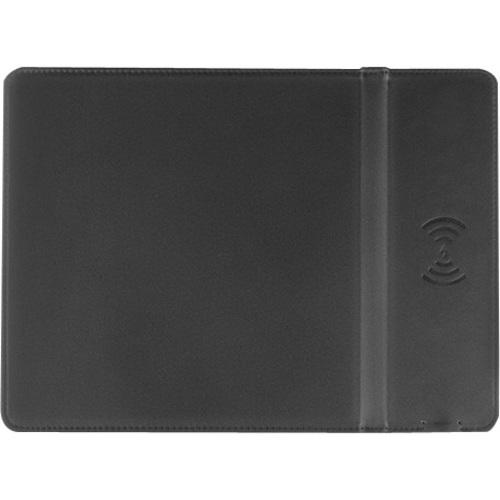 Aluratek Qi Wireless 10W Charging Mouse Pad