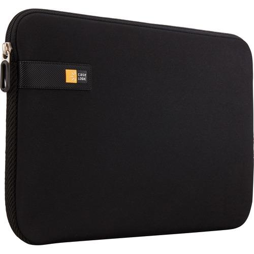 "Case Logic LAPS-213-BLACK Carrying Case (Sleeve) for 13.3"" Apple Notebook, MacBook Pro - Black"