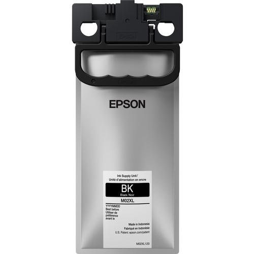 Epson DURABrite Ultra M02XL Original Ink Cartridge - Black