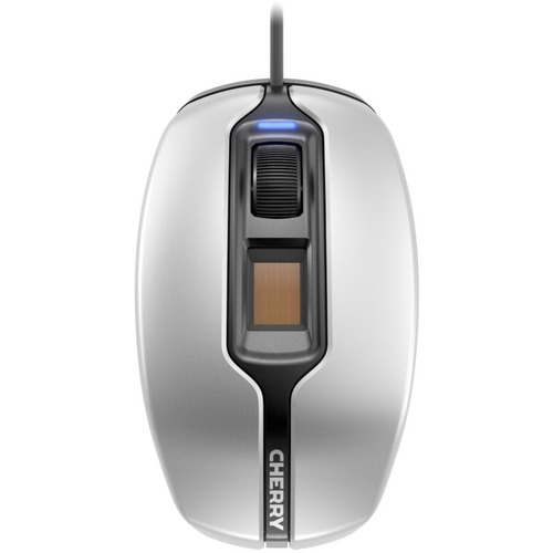 CHERRY MC 4900 USB Mouse with Integrated TCS2 Biometric Sensor