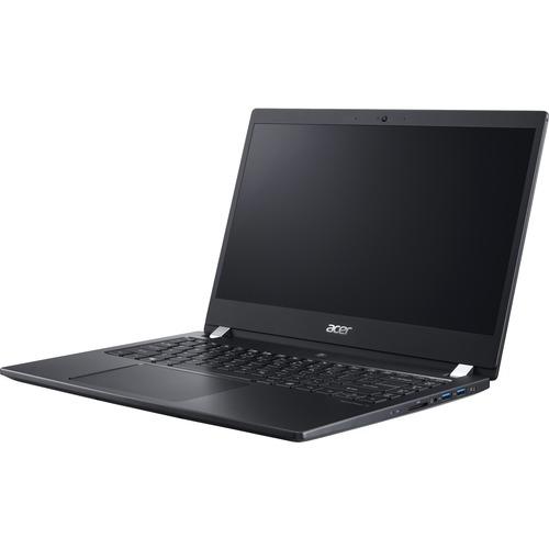 """Acer TravelMate X3410-M TMX3410-M-866T 14"""" Notebook - Full HD - 1920 x 1080 - Intel Core i7 (8th Gen) i7-8550U Quad-core (4 Core) 1.80 GHz - 16 GB RAM - 512 GB SSD"""