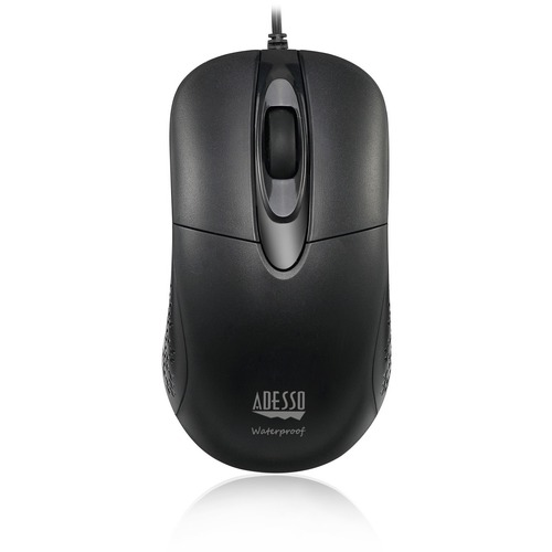 Adesso IMouse W4   Waterproof Antimicrobial Optical Mouse 300/500