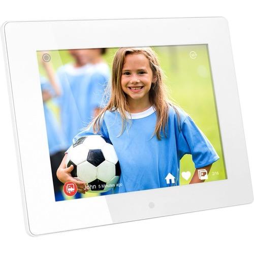 Aluratek AWDMPF8BB Digital Frame