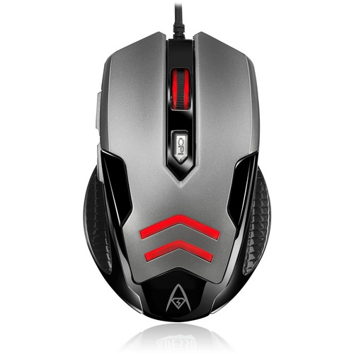 Adesso Multi-Color 6-Button Gaming Mouse