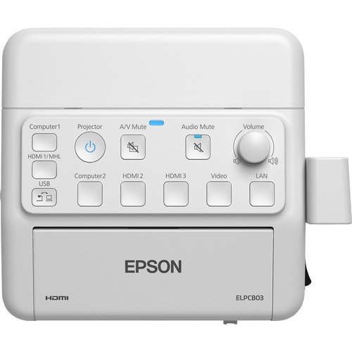 Epson PowerLite Pilot 3 Connection And Control Box 300/500