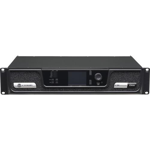 Crown CDi DriveCore 2 600 Amplifier - 1200 W RMS - 2 Channel