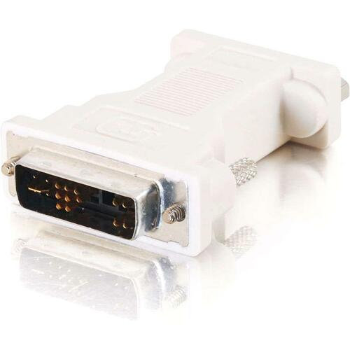 C2G DVI To VGA Video Adapter   DVI Adapter   DVI To HD15   M/F 300/500