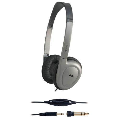 Cyber Acoustics Cyber HE 200 Stereo Headphone 300/500