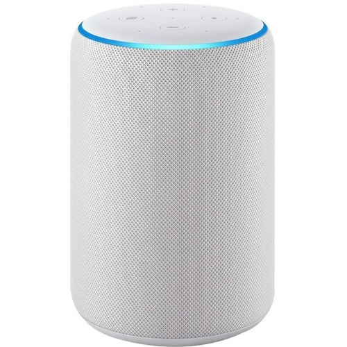 Amazon Echo Plus (2nd Generation) Bluetooth Smart Speaker   Alexa Supported   Sandstone 300/500