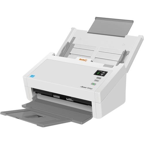 Ambir nScan 940gt Sheetfed Scanner - 600 dpi Optical