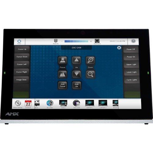 "AMX 10.1"" Modero G5 Tabletop Touch Panel"