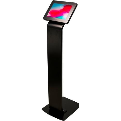CTA Digital Premium Locking Floor Stand Kiosk