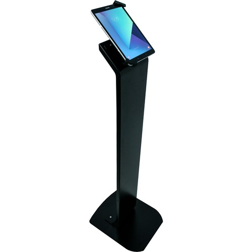 CTA Digital Premium Locking Floor Stand Kiosk (Universal)
