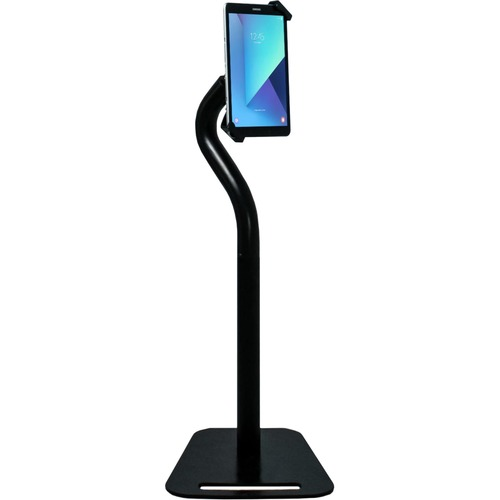 CTA Digital Premium Security Swan Neck Stand for 7-14 Inch Tablets