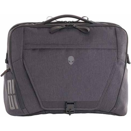 "Mobile Edge Elite Carrying Case (Backpack) for 17.3"" Dell Notebook - Black, Gray"