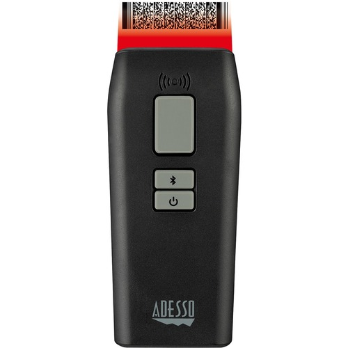 Adesso NuScan 3500CB Bluetooth Mobile Waterproof Antimicrobial CCD Barcode Scanner 300/500
