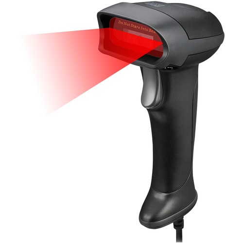 Adesso NuScan 2500CU Spill Resistant Antimicrobial CCD Barcode Scanner