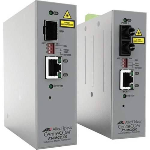 Allied Telesis IMC2000TP/SP Transceiver/Media Converter