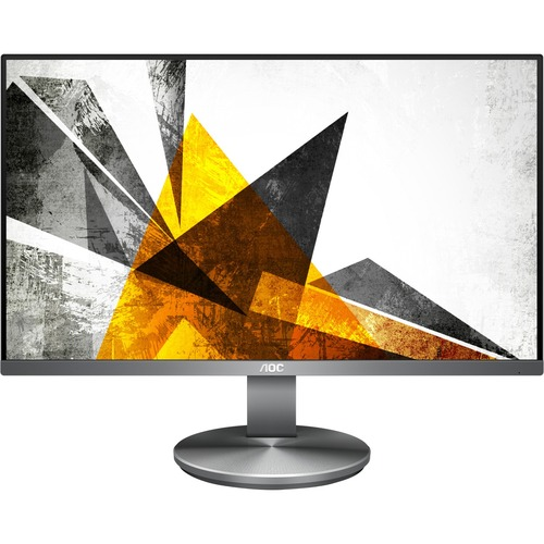 "AOC U2790VQ 27"" 4K UHD WLED LCD Monitor   16:9   Black 300/500"