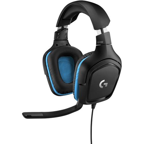 Logitech G432 7.1 Surround Sound Gaming Headset 300/500