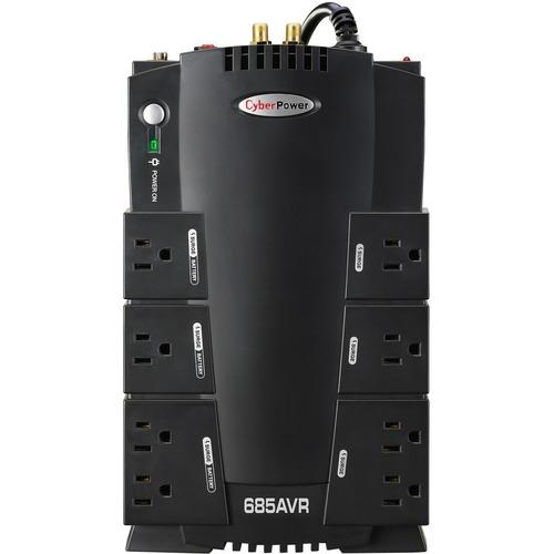 CyberPower AVR CP685AVR 685VA UPS 300/500