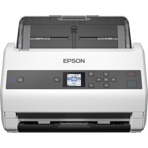 Epson WorkForce DS 970 Sheetfed Scanner   600 Dpi Optical 300/500