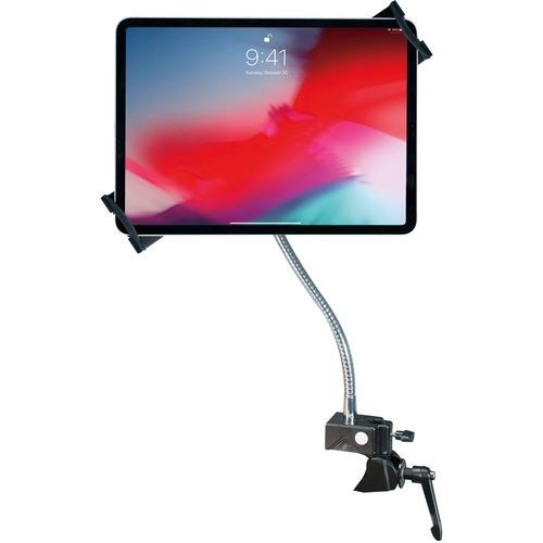 CTA Digital Clamp Mount for Tablet, iPad, iPad Pro