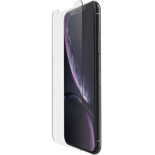 Belkin ScreenForce InvisiGlass Ultra Screen Protection for iPhone XR Crystal