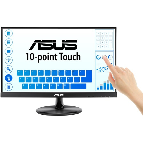 "Asus VT229H 21.5"" LCD Touchscreen Monitor - 16:9 - 5 ms GTG"