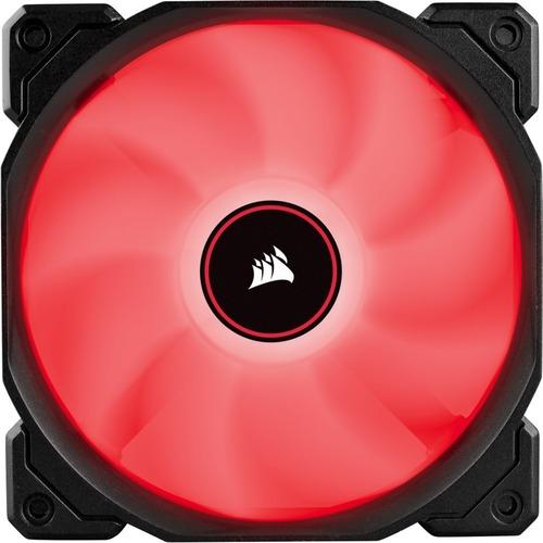 AF120 LED SINGLE PACK LOW NOISE COOLING FAN RED 300/500